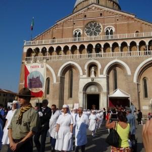 Sant'Antonio da Padova, Araldi del Vangelo