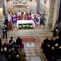 Commemorazione dei Fedeli Defunti a Venezia con il Patriarca Francesco Moraglia, Araldi del Vangelo-021