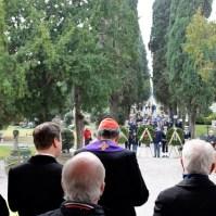 Commemorazione dei Fedeli Defunti a Venezia con il Patriarca Francesco Moraglia, Araldi del Vangelo-028