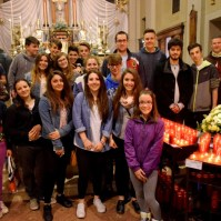 Missione Mariana a Pozzo d'Adda- Bettola (MI), Araldi del Vangelo, missioni in Italia-049