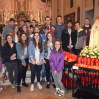Missione Mariana a Pozzo d'Adda- Bettola (MI), Araldi del Vangelo, missioni in Italia-050