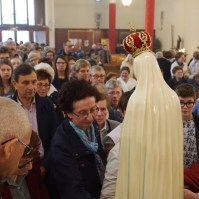 Messa di azione di grazia per il centenario delle apparizioni della Madonna a Fatima a Oriago (VE)-003