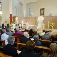 Messa di azione di grazia per il centenario delle apparizioni della Madonna a Fatima a Oriago (VE)-013