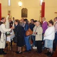 Messa di azione di grazia per il centenario delle apparizioni della Madonna a Fatima a Oriago (VE)-017