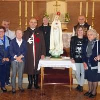 Messa di azione di grazia per il centenario delle apparizioni della Madonna a Fatima a Oriago (VE)-020