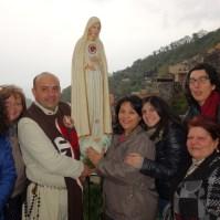 Missione Mariana a Itala - Sicilia, Araldi in missione 5472x3648-009
