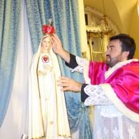 Madonna di Fatima, Pellegrina, Araldi del Vangelo, Parrocchia Santa Maria Assunta, Montemurro (PZ)-022