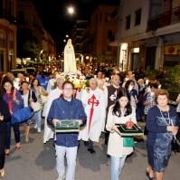 Chiusura del centenario delle apparizioni di Fatima a Messina-029