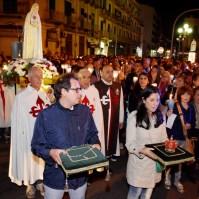 Chiusura del centenario delle apparizioni di Fatima a Messina-034