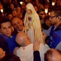 Chiusura del centenario delle apparizioni di Fatima a Messina-036