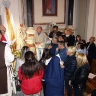 Madonna di Fatima a Gragnana (MS), Araldi del Vangelo-009