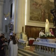 1-Messa di azione di grazie per l'approvazione Pontificia a Sambruson