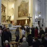 2-Messa di azione di grazie per l'approvazione Pontificia a Sambruson-001