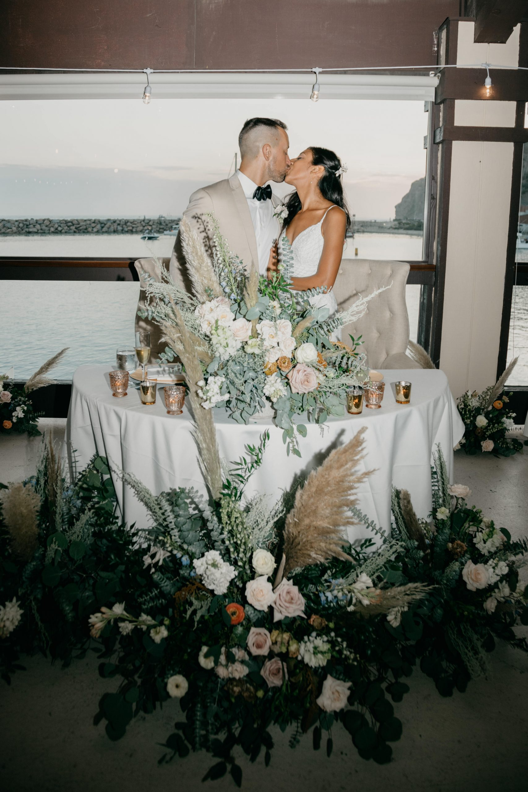 Dana Point Yacht Club Wedding, The Montage Laguna Beach Wedding Bridal Portraits, image by Fatima Elreda Photo