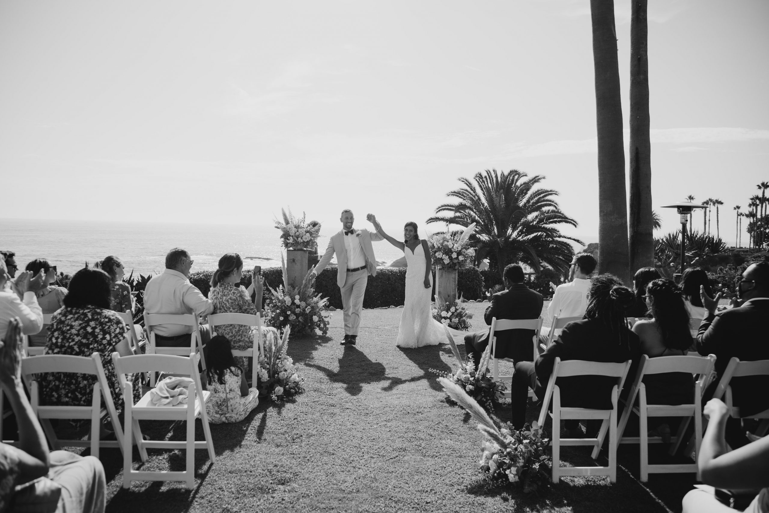The Montage Laguna Beach Wedding, image by Fatima Elreda Photo