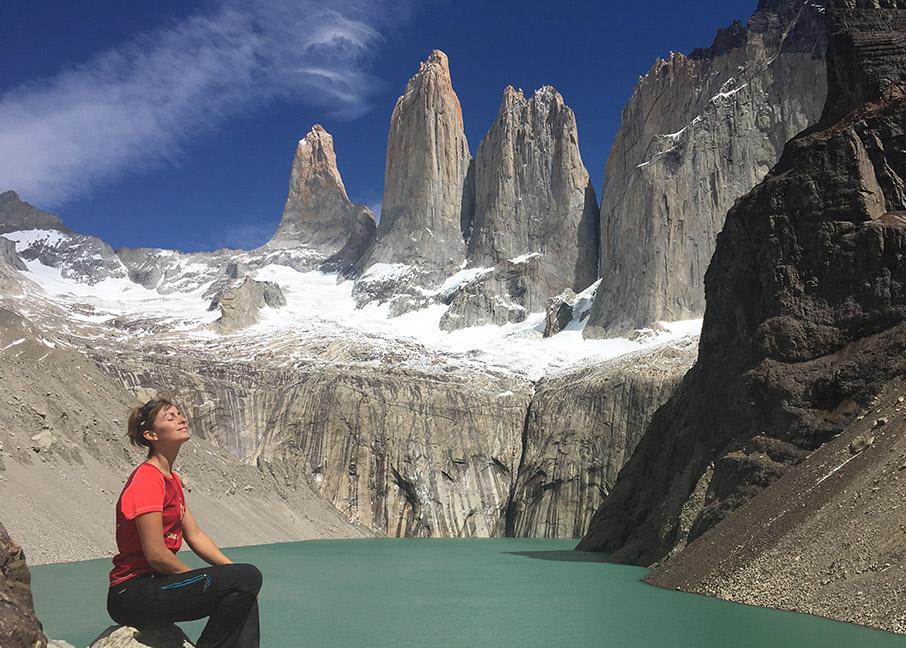«Patagonia hasta la raíz» Torres del Paine
