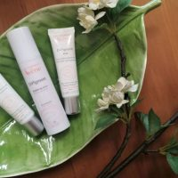 My current skincare regime with Avène D-Pigment