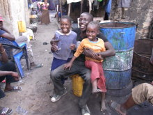 セネガル文化の伝道師、シティー派アフリカンダンサーFATIMATAのブログ