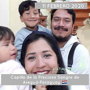 CAPILLA DE LA PRECIOSA SANGRE DE AREGUA PARAGUAY 300