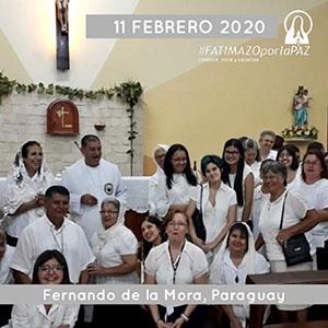 FERNANDO DE LA MORA PARAGUAY 2 300