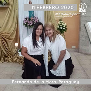 FERNANDO DE LA MORA PARAGUAY 3 300