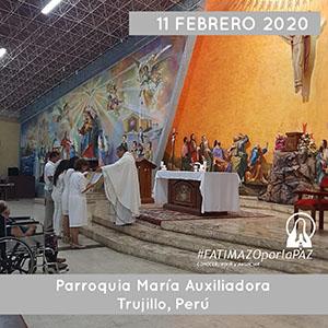 PARROQUIA MARIA AUXILIADORA TRUJILLO PERU 2 300