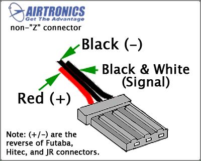 hitec servo wiring diagram ez go serial number information
