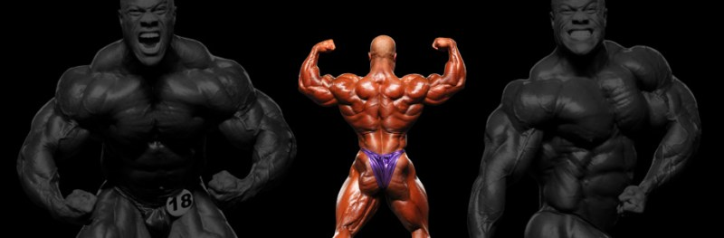 Phil Heath Banner