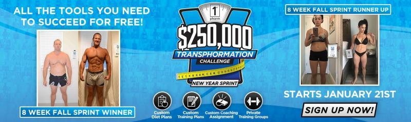 2019 1st Phorm Transphormation Challenge
