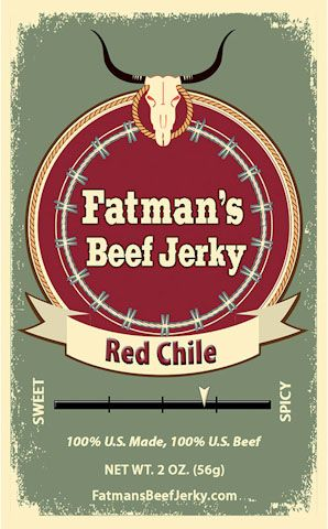 Red Chile Beef Jerky