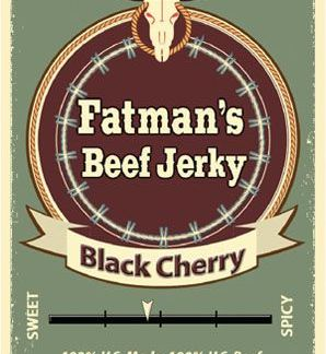 Black Cherry Beef Jerky