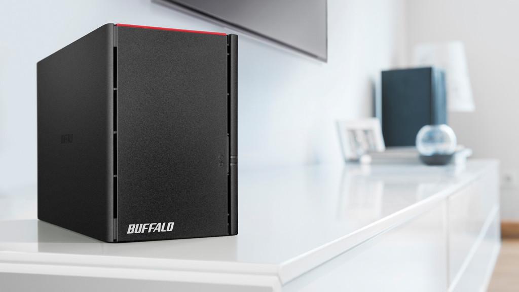 Buffalo LS220DE NAS Mac