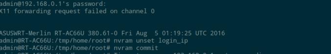 login-cleanup