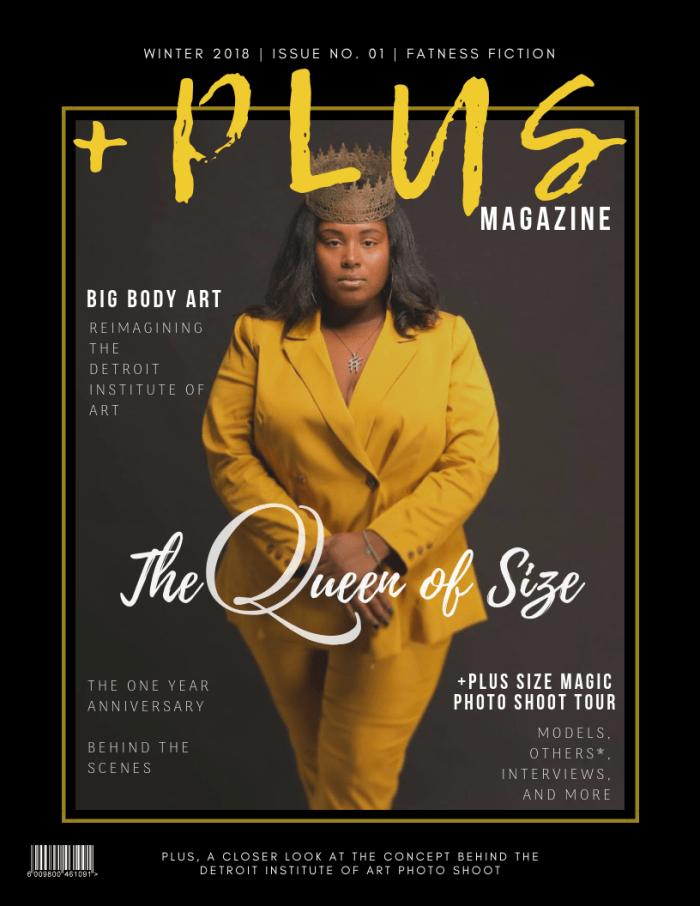 +PLUS Magazine Cover Winter 2018