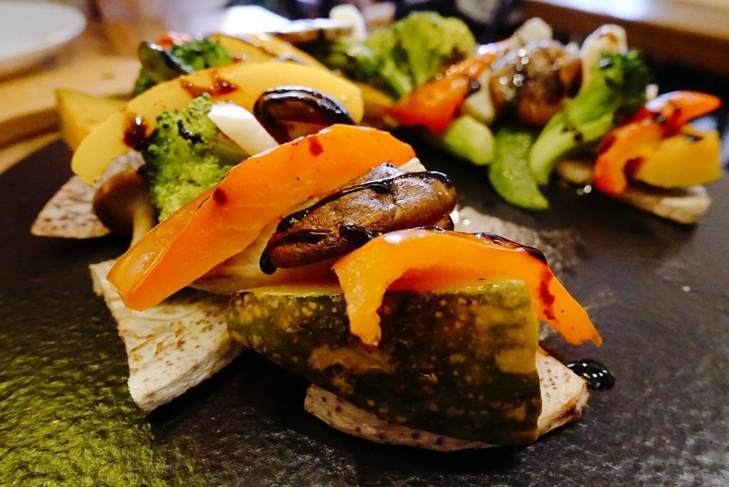 綜合烤蔬菜