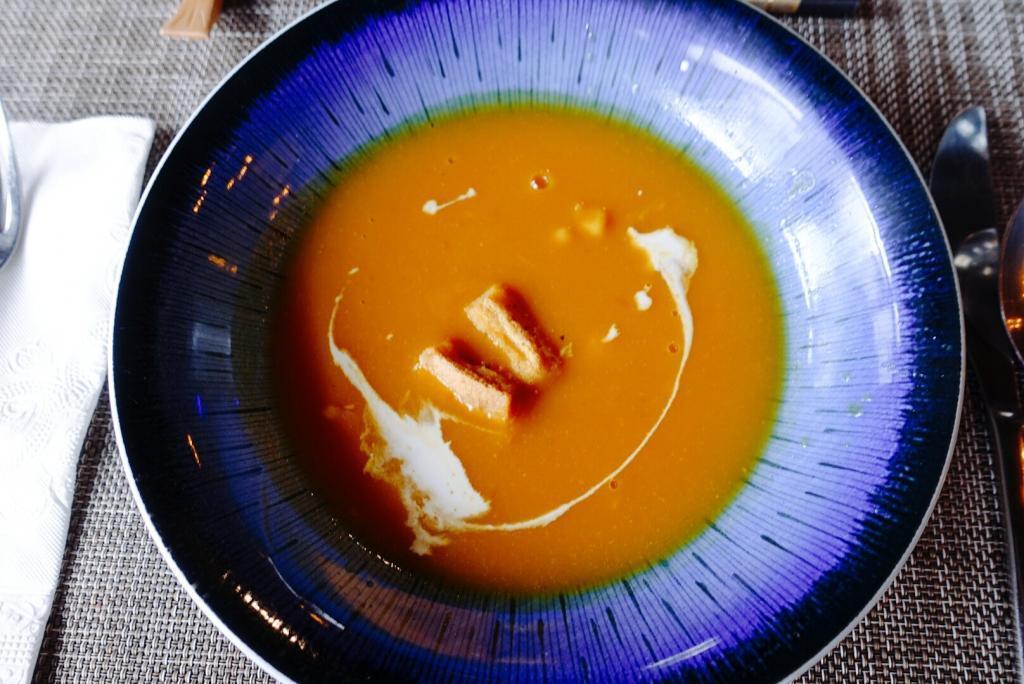 初鐵板燒湯