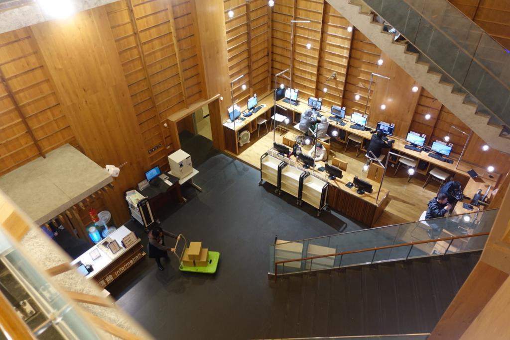 桃園市立圖書館龍岡