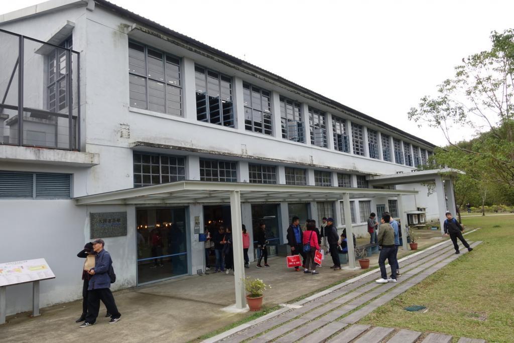 大溪老茶館