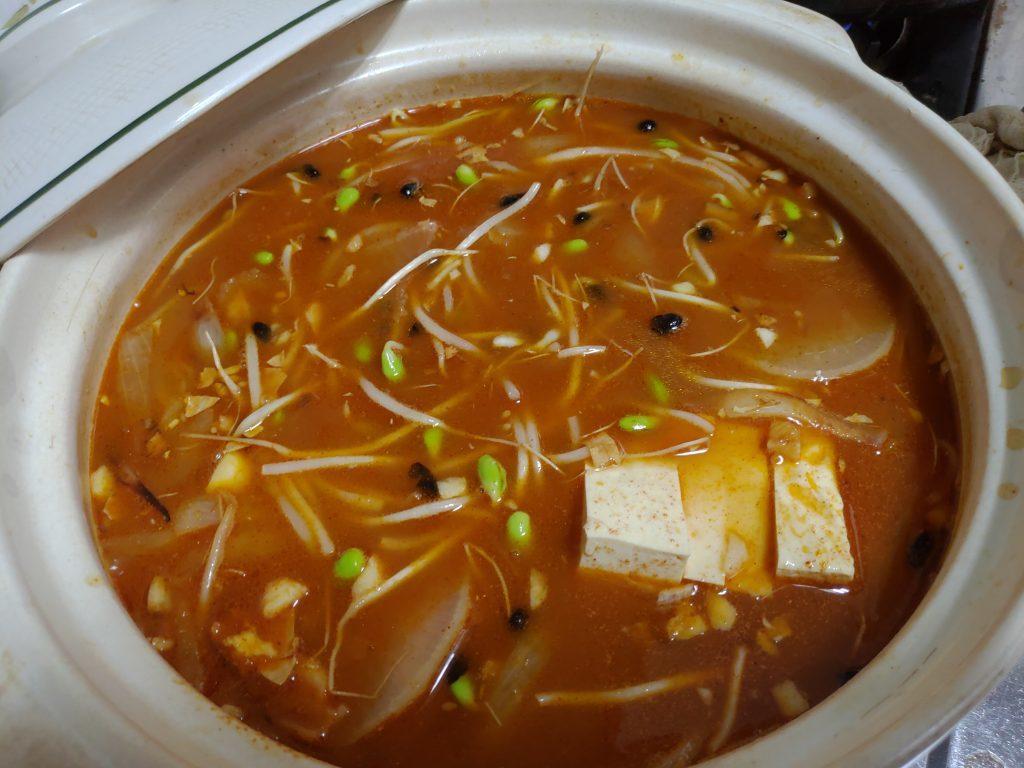 韓式辣魚湯食譜