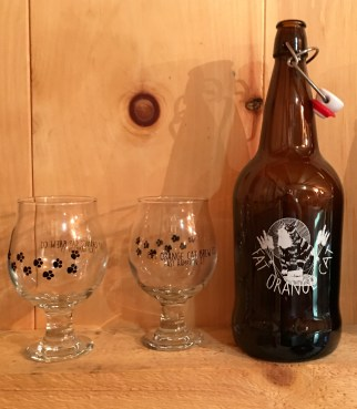 FOC Growler and Glasses