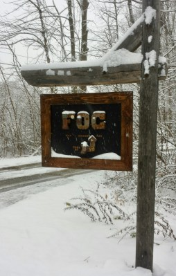 Sign In Snow