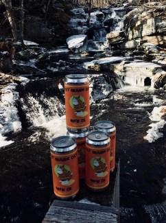 Tartia Waterfall Beer Porn