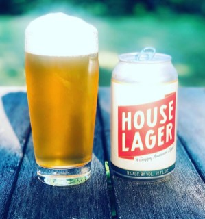 a lager