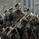 As 8 tropas militares mais assustadoras do mundo