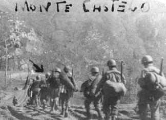 Avante ao Monte Castello - Fatos Militares