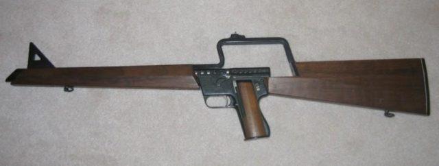 Gyrojet_Carbine