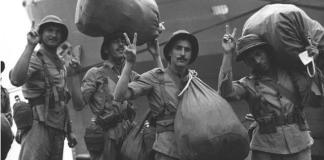 Como os soldados Brasileiros se comunicavam durante a Segunda guerra