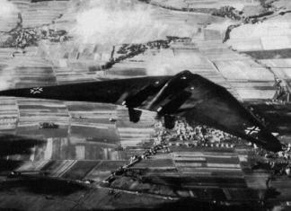 Horten Ho 229 - Armas secretas de Hitler
