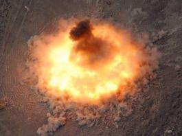MOAB é a maior bomba não nuclear já construida