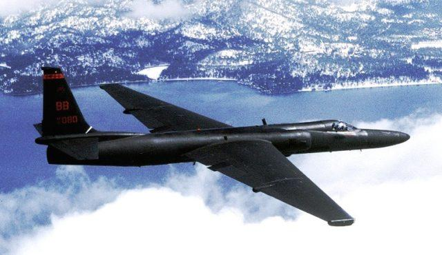 American Lockheed U-2 Dragon Lady Jets 2 - Fatos Militares